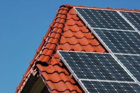 solarpanel: Solarhouse