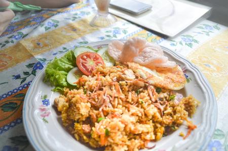 Nasi Goreng indonesian style