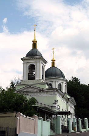 'saint nicholas': Saint Nicholas Church Eastern Orthodoxy (Moscow Russia)