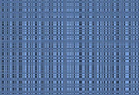 Blue random grid background