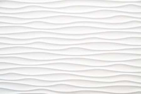 White Abstract wave Background with linen texture Stock Photo