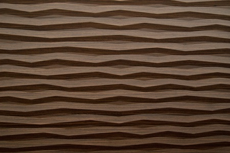 abstract background of wave modern wood texture closeup photo
