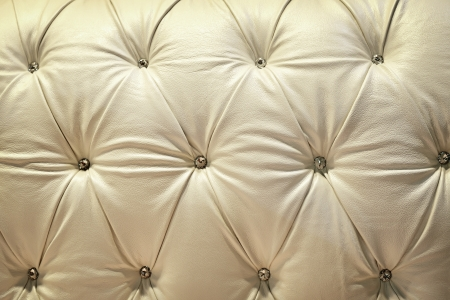 genuine leather: Antique background of genuine leather upholstery Stock Photo