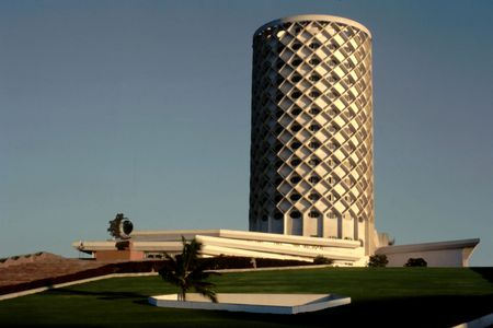 Nehru Centre / Center housing Planetarium and science activity centres / centers, Mumbai, India