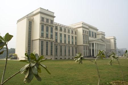 amity: Majestic campus of Amity University at Lucknow, Uttar Pradesh, India, Asia