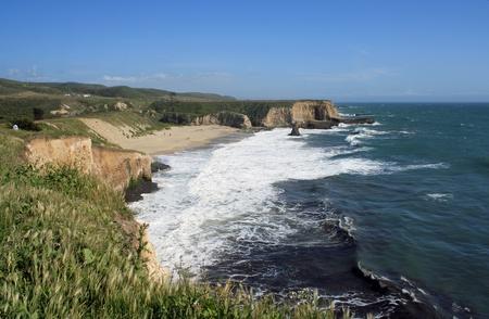 davenport: California Coast