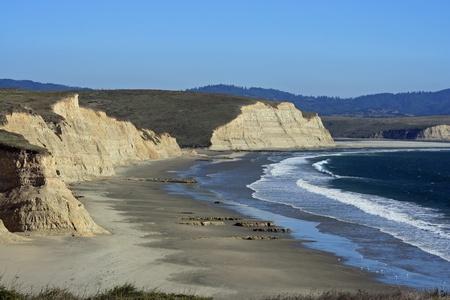 ドレイクのビーチでポイント レイズ国立保養海岸