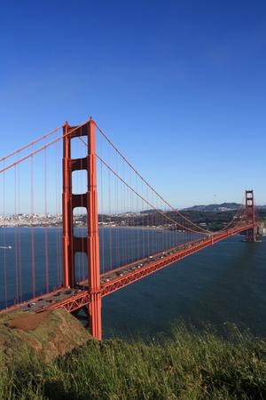 サンフランシスコのゴールデン ゲート橋 写真素材