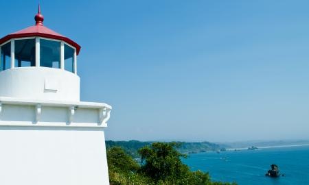 トリニダード ヘッド灯台