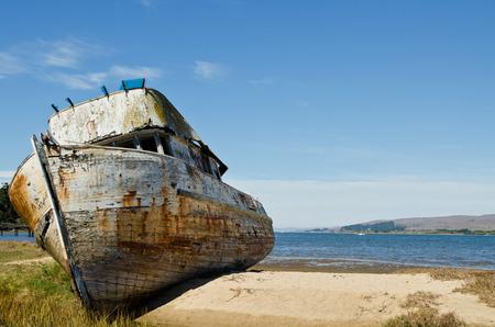 シップレック ボート Tomales 湾