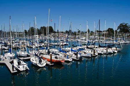 voilier ancien: Port de Santa Cruz