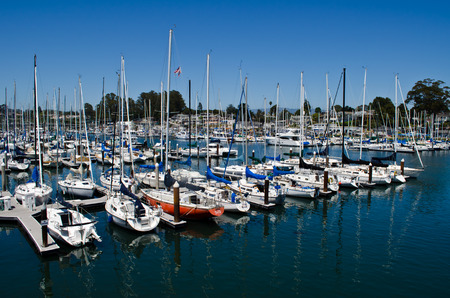 coastlines: Santa Cruz Harbor