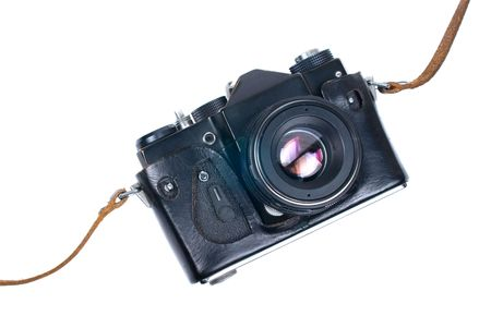 The old mirror camera