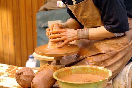 craftwork: potter