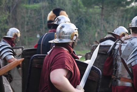 ancient Roman soldier 1
