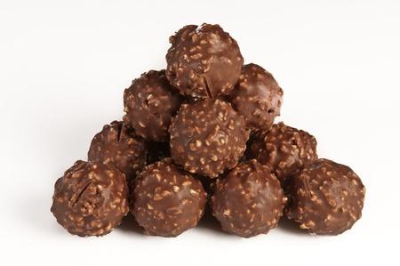 caked: sweet praline chocolates