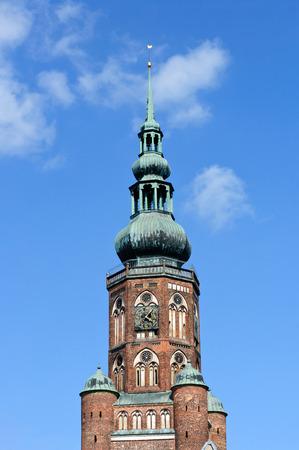 greifswald: Greifswald, st.nikolai University City, caspar david friedrich, Editorial