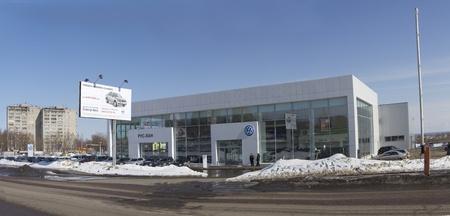 motor show: Russia. Yaroslavl. Motor Show.