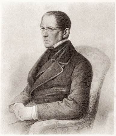 critic: Prince Pyotr Andreyevich Vyazemsky or Petr Andreevich Viazemsky 1792-1878.  Russian poet and literary critic. Member of the Russian Academy