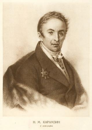 critic: Nikolay Mikhailovich Karamzin  (12 December [O.S. 1 December] 1766, 3 June [O.S. 22 May] 1826) was a Russian writer, poet, historian, and critic.