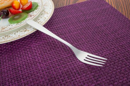 slotted: Stainless steel cutlery