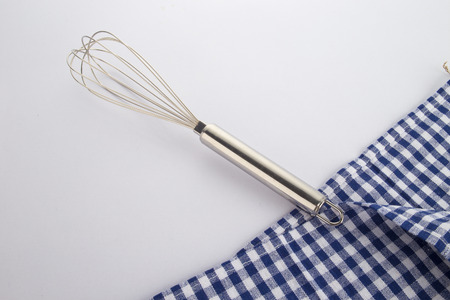 slotted: kitchen utensils Stock Photo