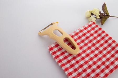 slotted: kitchen utensils Editorial