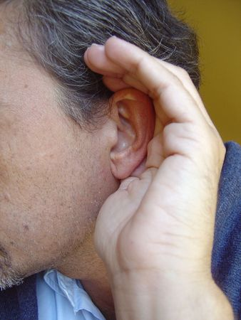 deafness expression