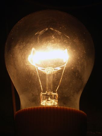 ignited Bulb     photo