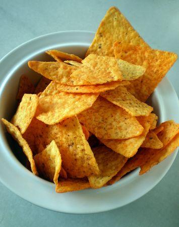 nacho: nacho chips