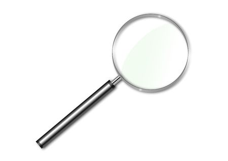 Magnifying Glass Imagens - 6590303