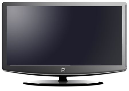 flat screen tv: LCD Television