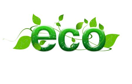 recycling logo: Ecology and sustainable development
