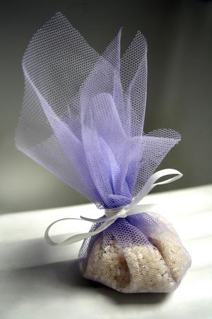 Wedding rice Stock Photo
