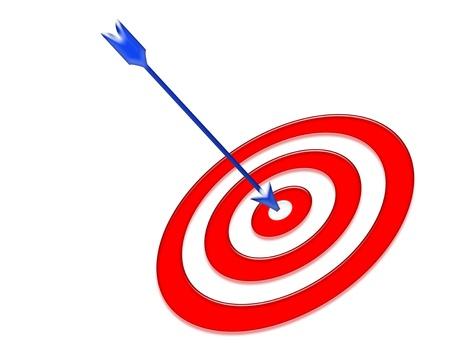 attainment: arrow in the reveille