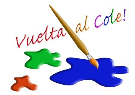 cole: Ritorno a scuola in spagnolo (Vuelta al Cole)