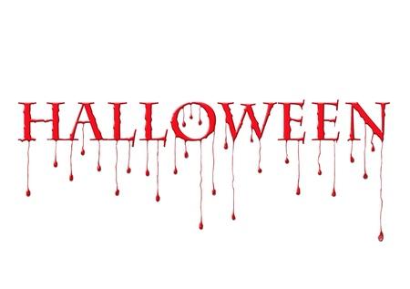 bloody halloween Фото со стока - 10633483