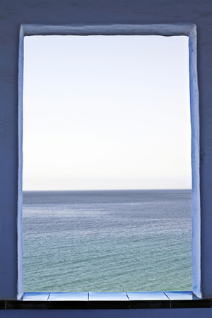 Window to the Ocean Imagens