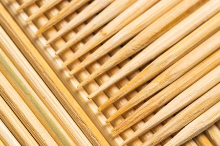 Wooden Toothpick Reklamní fotografie