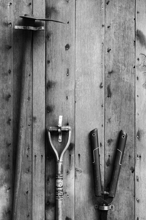Tools out of house Stok Fotoğraf - 88247390