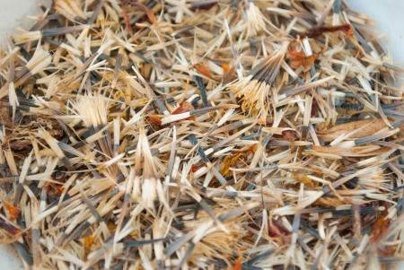 Las semillas de cal�ndula Foto de archivo - 15478639