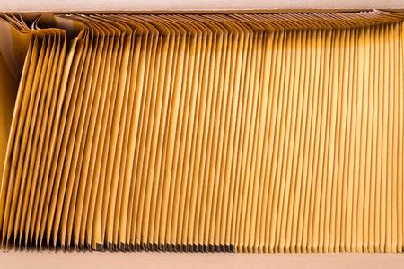Brown paper padded envelopes