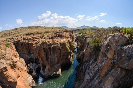 Blyde River Canyon photo