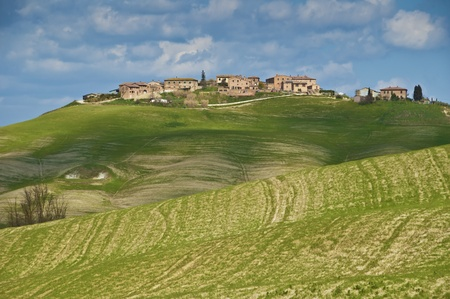 Tuscany - Crete Senesi photo