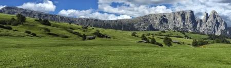 dolomiti montagna paesaggio Archivio Fotografico