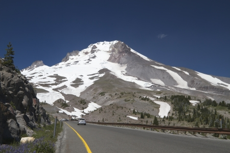 Mount Hood of Oregon photo