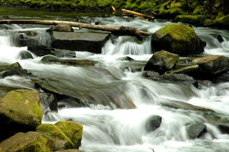 rushing water: Rushing Water