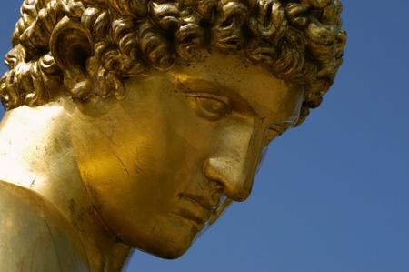st  petersburg: Statue, St Petersburg Russia
