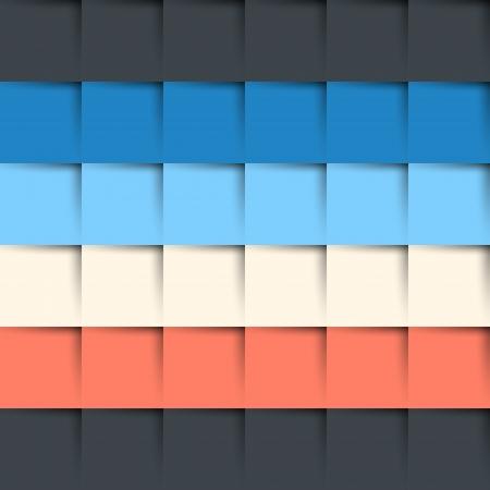 square rows infographic 6 rows  infographic concept 版權商用圖片 - 20135875