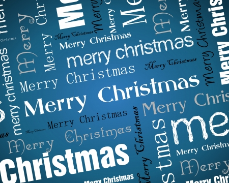 blue white christmas background. christmas card.  Vector